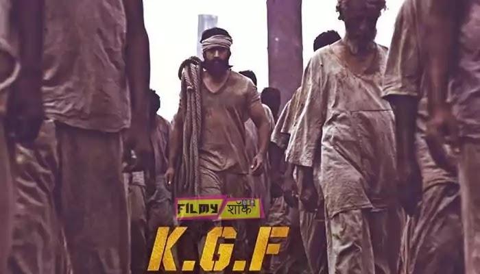 Yash latest kgf 2 look