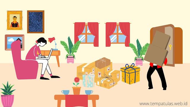 Blog pedagang online