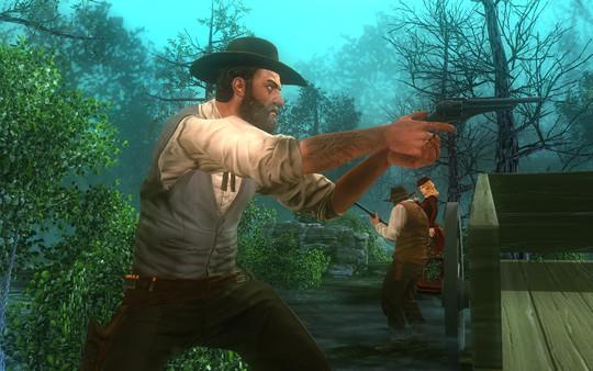 The Feud Wild West Tactics (2020) PC Full