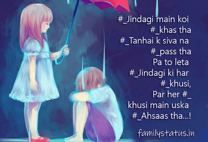 sad status in hindi for life partner