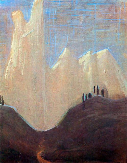 Чюрлёнис Микалоюс Константинас - Мой путь (I). 1907