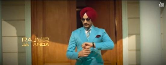 अंख्खी (Ankhi) Rajvir Jawanda, Desi Crew punjabai lyrics in hindi