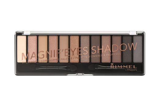 Rimmel London Magnif'Eyes keep calm and wear gold eyeshadow palette