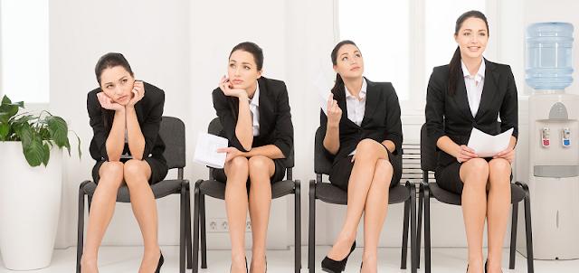 entrevista de emprego?