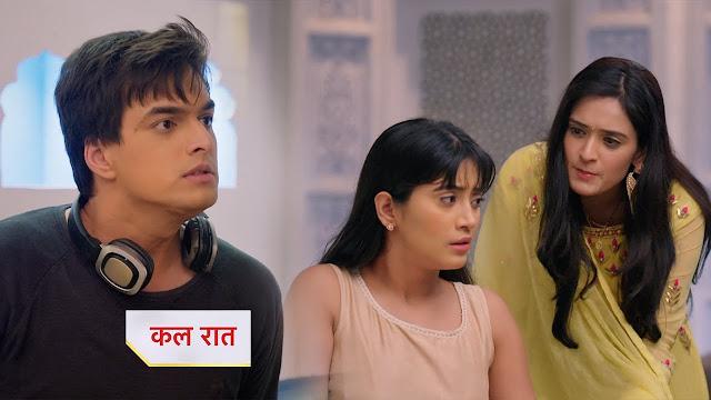 Future Story : Vedika refuses to share Naira with Kartik in Yeh Rishta Kya Kehlata Hai