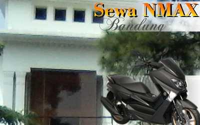 Sewa sepeda motor N-Max Jl. Komplek Perumahan Budi Asih Bandung