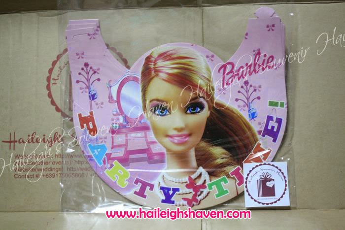 BARBIE GIVEAWAYS AND PARTY SUPPLIES | Haileigh's Souvenir Haven