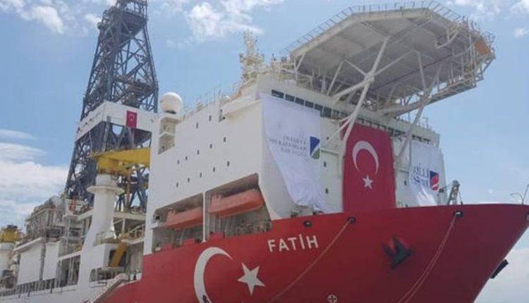Μυρίζει Μπαρούτι με τον Ερντογάν να Στέλνει Γεωτρύπανο στη Μεσόγειο