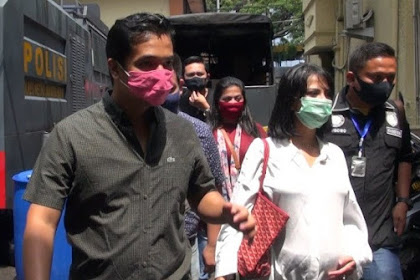 Begini Kondisi Vanessa Angel, Pasca Dijemput Satuan Narkoba Polres Metro Jaya