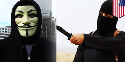 Anonymous convoca internautas a hackear contas do Estado Islâmico e posta tutoriais na internet