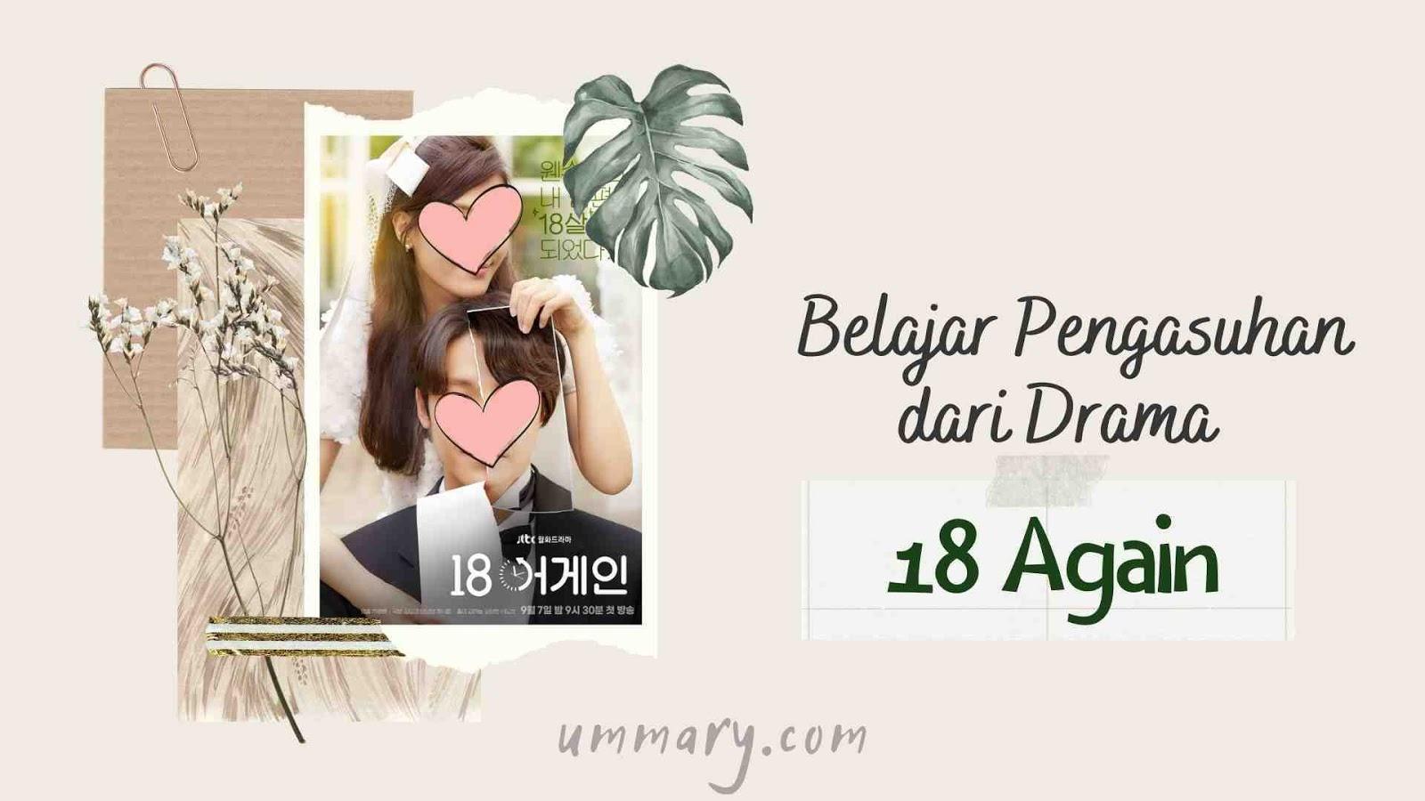 Review drama 18 again