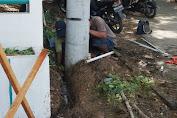Kebocoran Pipa PDAM Di Jln. Ahmad Yani Akhirnya Ditemukan
