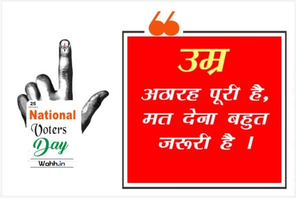 National Voters Day Quotes
