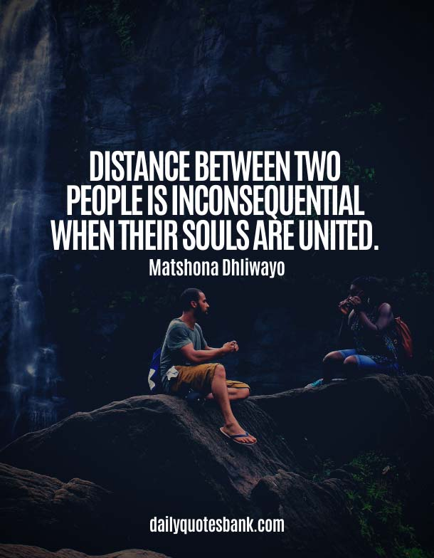 Long Distance Relationship Goals Quotes