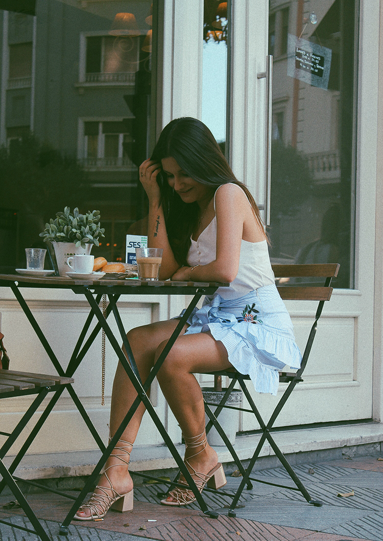 Blog de moda cafe leon
