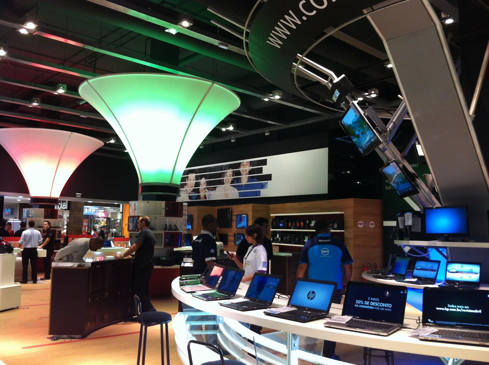 124ed34fc A Colombo do Shopping Iguatemi de Porto Alegre, a primeira operação  conceito da rede e considerada a líder de vendas entre as 330 filiais do  País, ...