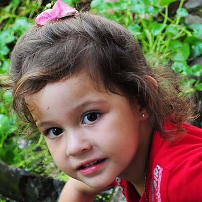Gabriella Quinlyn Kecil