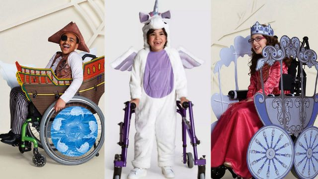 Target Unveils Adaptive Halloween Costumes for Kids With Disabilities