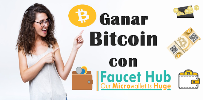 FaucetHub: Las MEJORES faucet para ganar bitcoin gratis