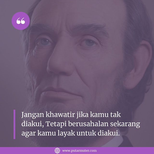 quotes abaraham lincoln