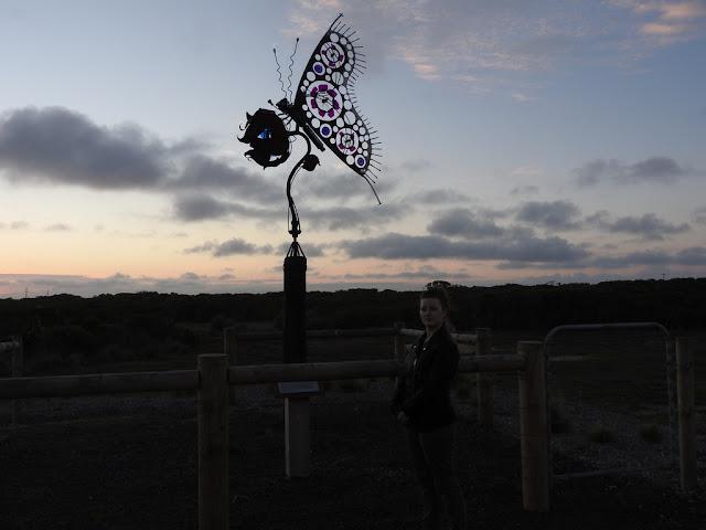 Public Art in Phillip Island by David A Kopelman