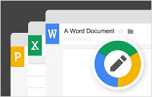 Office editing extension for Google Chrome