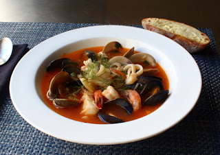 5-Minute Fisherman's Stew – Give or Take