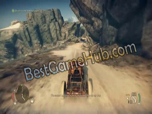 Mad Max Road Warrior Repack Torrent Game Free Download