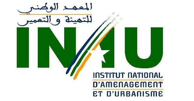 التسجيل القبلي بالمعهد الوطني للتهيئة والتعمير بالرباط. 2019