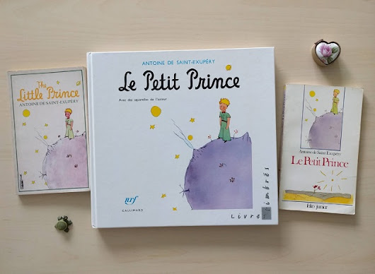 Le Petit Prince - French Quotes of The Little Prince with Audio mp3