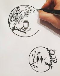 drawings drawing pencil aesthetic easy simple doodle halloween doodles moon sketches creative pens random doodling visit abstract scribble normally named