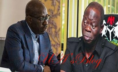 APC Crisis: Oshiomhole didn't make me governor – Obaseki insists