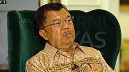 Sebut Rizal Ramli Pemarah, JK: Dia Anggap Kita Kebun Binatang