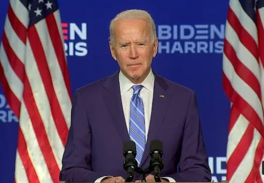 """""""I feel so relieved, I feel like I can breathe again!"""" A part of the United States rejoices after the election of Joe Biden to the presidency"""