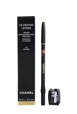 Контурный карандаш для губ с точилкой Chanel Le Crayon Levres