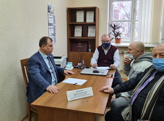 Депутат Сергей Вострецов РГГМУ