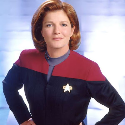 Star Trek Prodigy captain janeway Kate Mulgrew