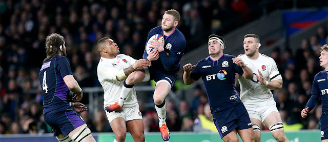 Scotland vs England Rugby