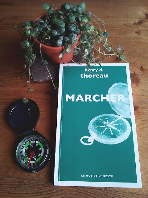 """Marcher"" - Henry David Thoreau"