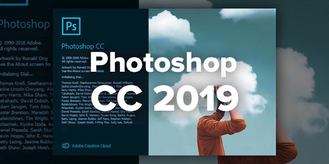 Tải Adobe Photoshop CC 2019