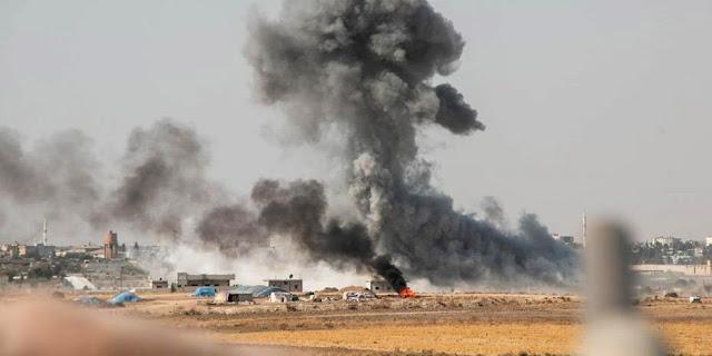 Αμερικανική περιπολία στη βορειοανατολική Συρία