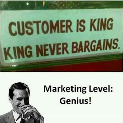 """Marketing Genius;Tips Bisnis """"Mengatasi Calon Pembeli yang Selalu Meminta Harga Murah"""";Tips Bisnis Sukses dan Solusi Menghadapi Calon Pembeli yang Meminta Harga Murah;"""