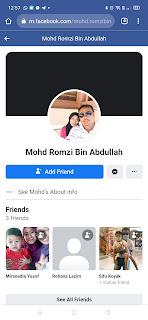 Mohd Romzi Bin Abdullah