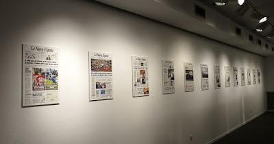 EXFIAVILES 2016: 25 años de La Nueva España en Avilés