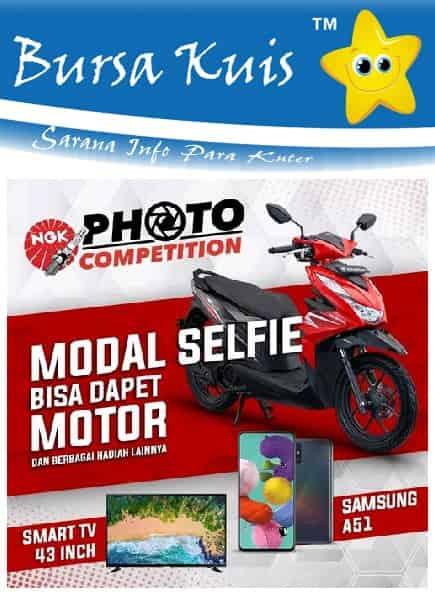 Lomba Foto Terbaru Berhadiah Motor Honda Beat