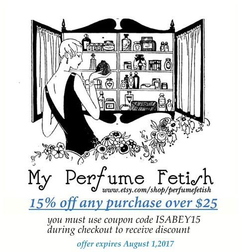 Vintage Perfumes For Sale