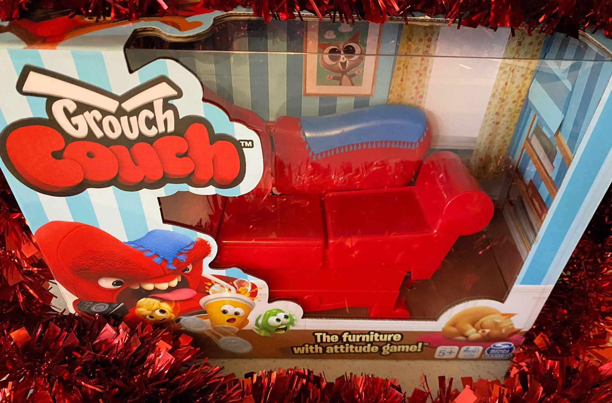 Grouch Couch