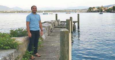 Ukhwah Geneva: Terima Kasih Malaysia