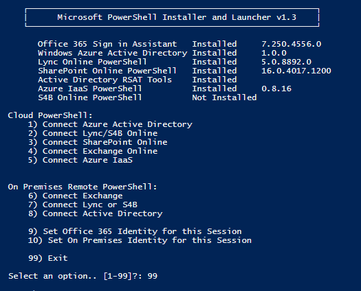 Chris Lehr's Microsoft blog: Install-PowerShellOptions ps1 - Script