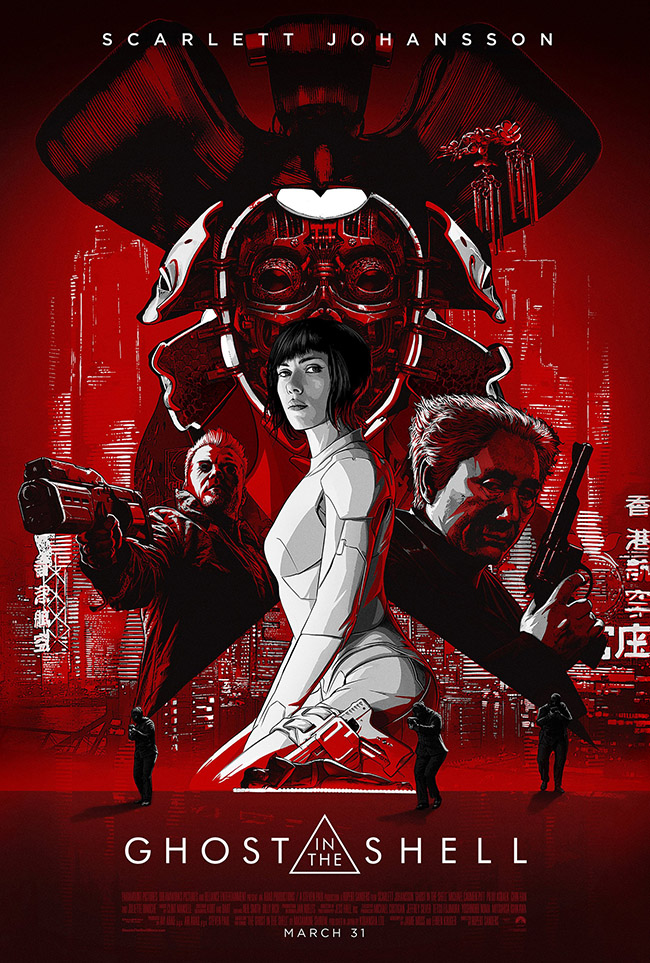 LA: Lindeman Associates - Ghost in the Shell